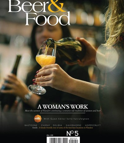 Belgian Beer & Food, a belgian Magazine  which deserves attention
